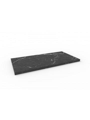 Posadzka z Nero Marquinia 60x30 cm