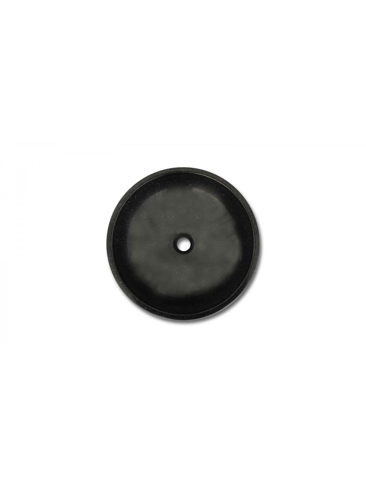 Umywalka z Granitowe Premium Black