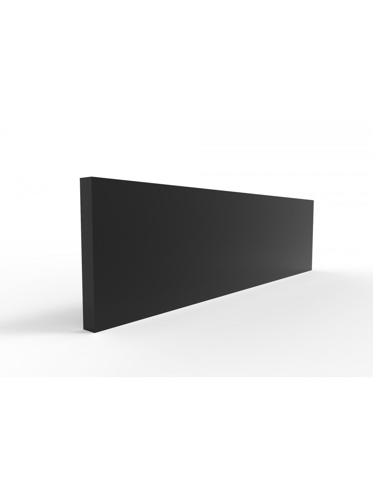Cokół wykonany z Granitowe Premium Black