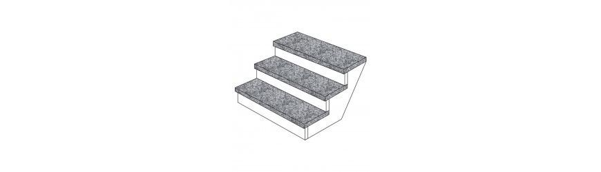 Tworzymy niestandardowe stopnie schodowe z marmuru i granitu