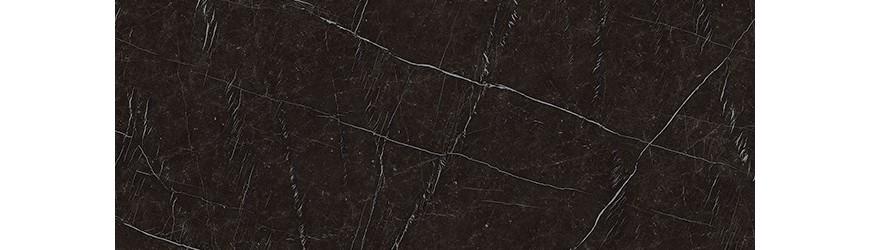 Atlas Plan wielkoformatowy Ceramiczny Czarny Marmur Marquinia