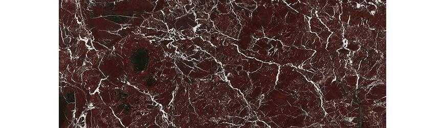 Blat kuchenny z Marmuru Rosso Levanto (Rosso Lepanto)