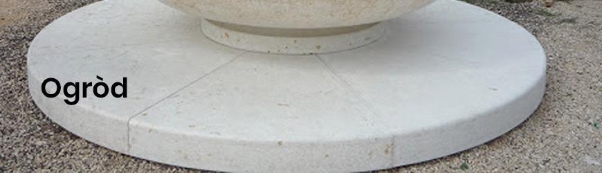Fontanny ogrodowe z Granitu, Marmuru i Kamienia