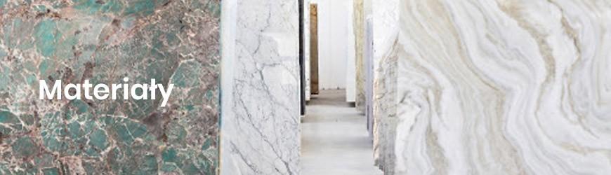 Odkryj nasze marmury, granity i kamienie.
