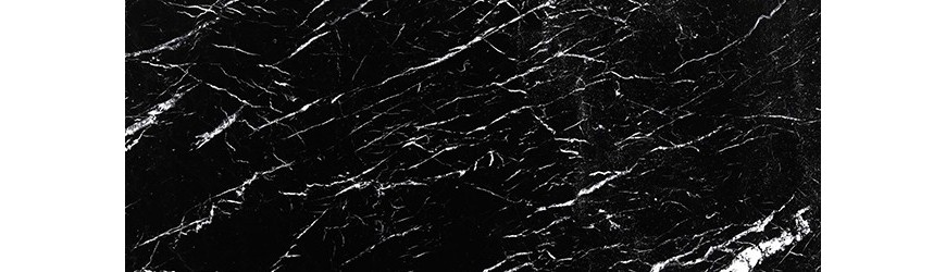 Indywidualna obróbka marmuru Nero Marquina